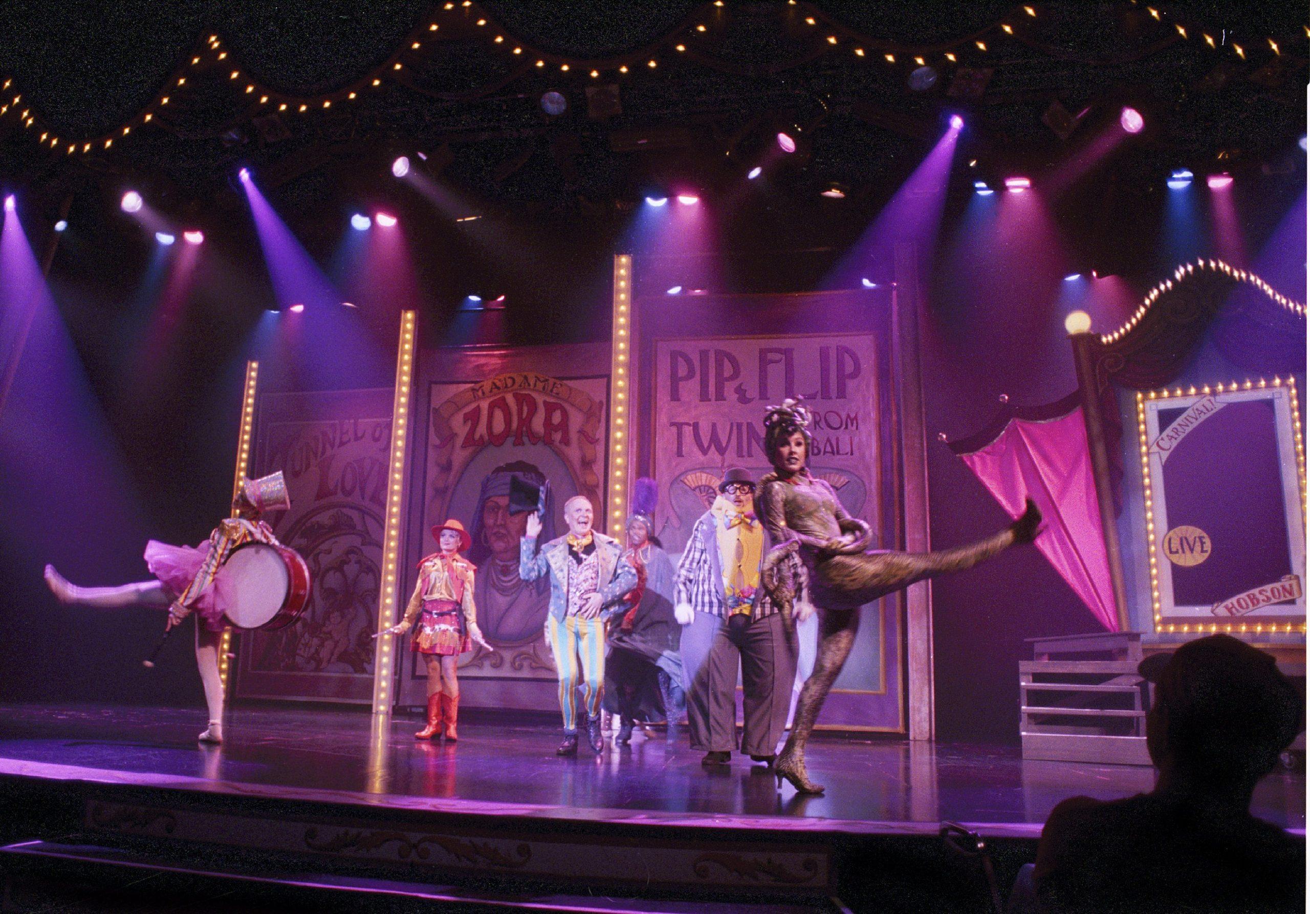 Carnival of Wonders Dance